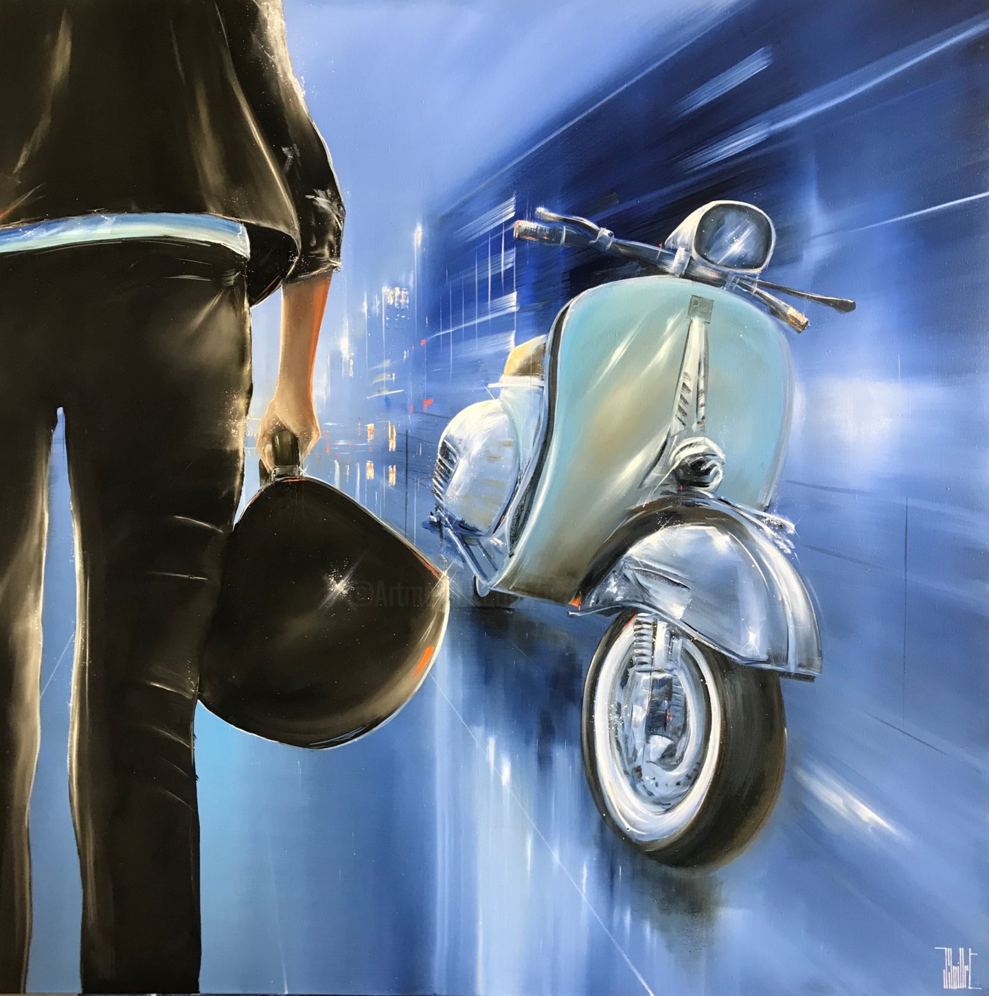 Jerome Guillet - Scoot !